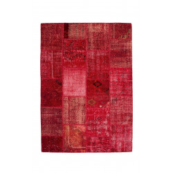 Ručně tkaný kusový koberec SPIRIT 550 RED
