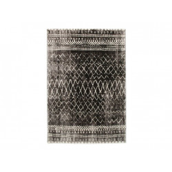 Kusový koberec Loftline K11490-01 Anthracite