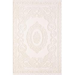 Kusový koberec Tabbo 1301 White