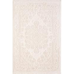 Kusový koberec Tabbo 1303 White