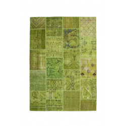 Ručně tkaný kusový koberec SPIRIT 550 GREEN