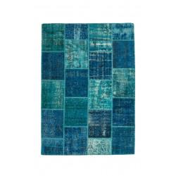 Ručně tkaný kusový koberec SPIRIT 550 TURQUOISE