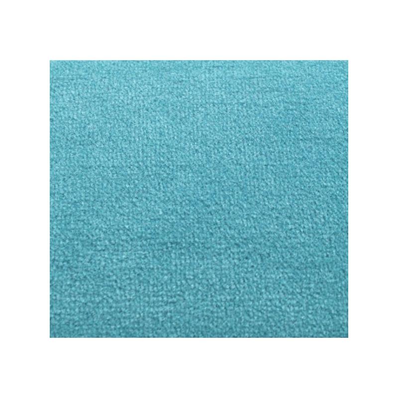 Metrážový koberec Bingo 3K11 tyrkysová