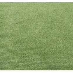 Metrážový koberec Bingo 4E13 tmavě zelená