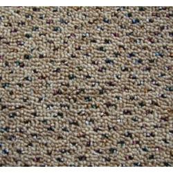 Metrážový koberec New Melody 37421 světle hnědý