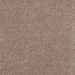 Metrážový koberec Oblique Super 140 hnědý