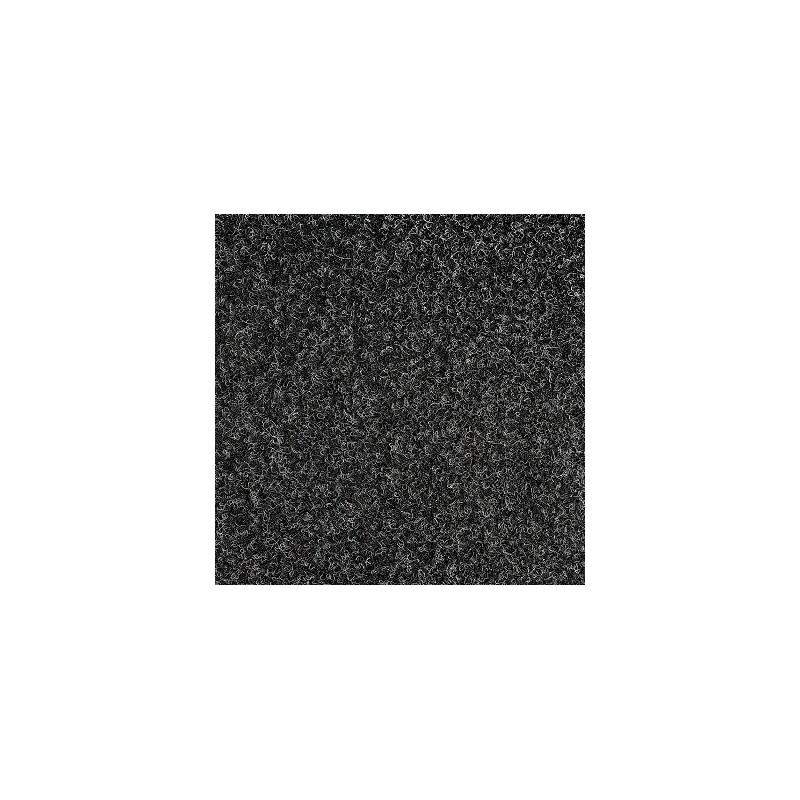 Metrážový koberec Rolex 0900 černá