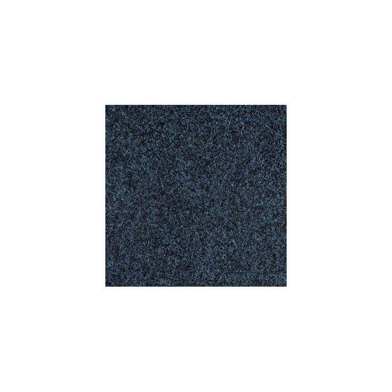 Metrážový koberec Rolex 0834 modro-černá