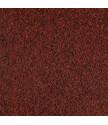 Metrážový koberec Rolex 0700 červená