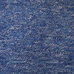 Metrážový koberec Saturn 33 modrý