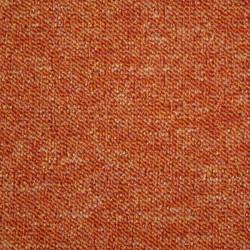 Metrážový koberec Saturn 53 oranžový