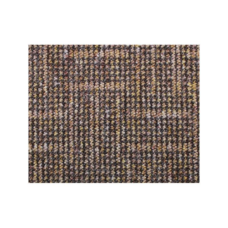 Metrážový koberec Zaragoza 1628 antracitový