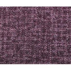Metrážový koberec Silver 5867 vínový