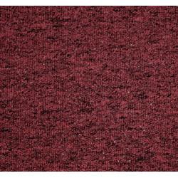 Metrážový koberec Cobalt 42380 červený