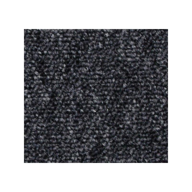 Metrážový koberec Cobalt 42350 tmavě šedý