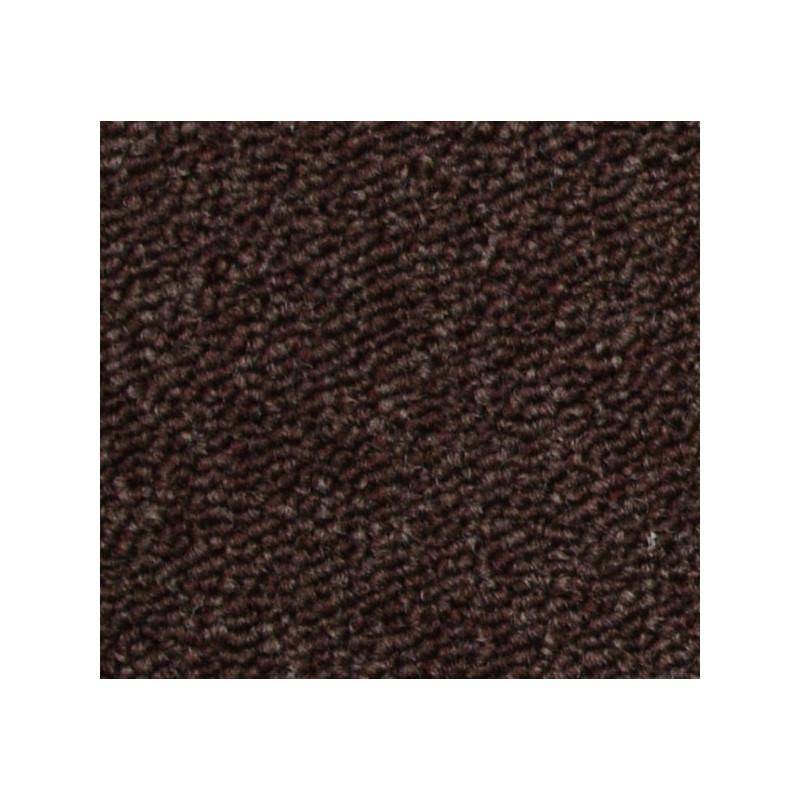 Metrážový koberec Cobalt 42331 tmavě hnědý