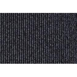 Metrážový koberec Strada 9D43 černý