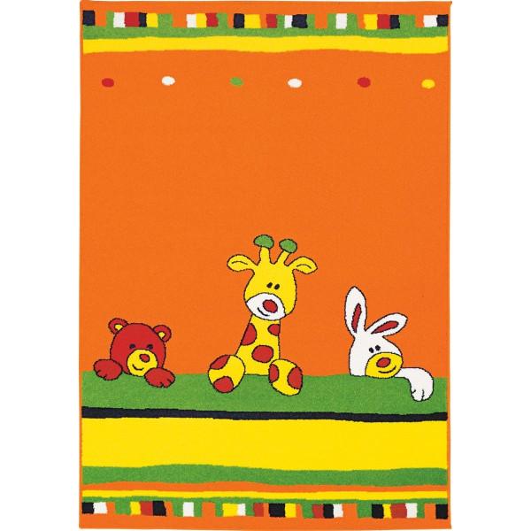 Tulipo koberce Kusový koberec Joker 62, 80x200 cm% Oranžová - Vrácení do 1 roku ZDARMA vč. dopravy