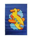 Dětský kusový koberec Kids Planet 1/D85L