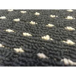 Metrážový koberec Birmingham antracitový