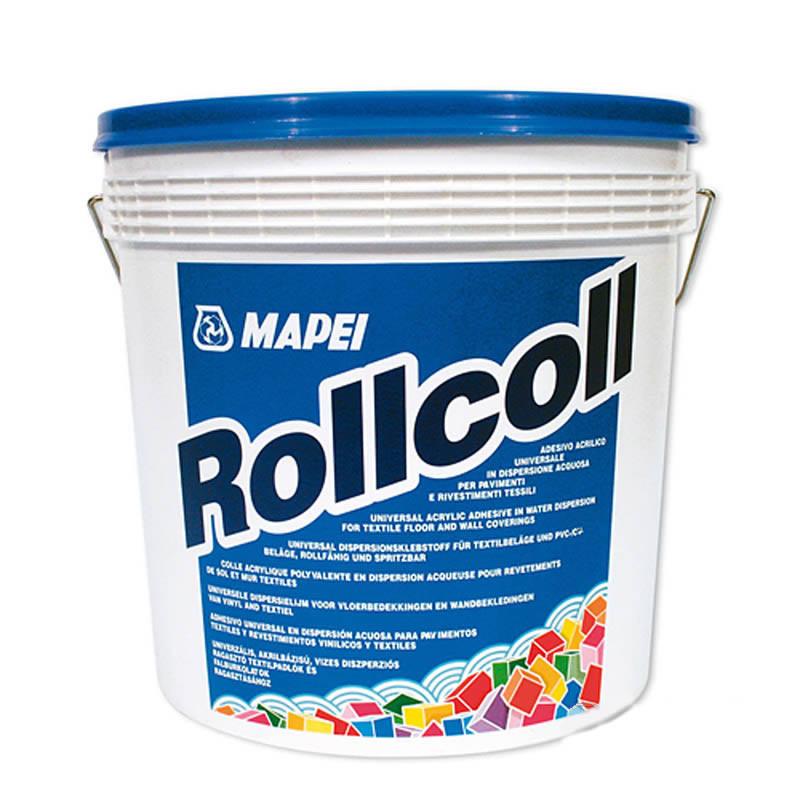 Lepidlo 5kg (na 10-15 m2) na koberce a PVC - Mapei Rollcoll