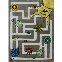 Kusový koberec Smart Kids 22303 Beige