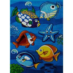 Kusový koberec Smart Kids 22308 Blue