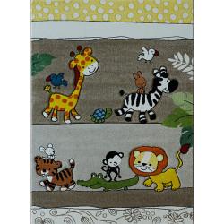 Kusový koberec Smart Kids 22310 Beige