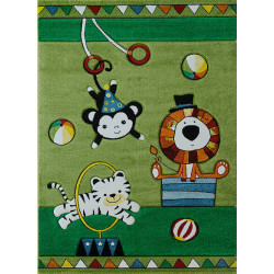 Kusový koberec Smart Kids 22316 Green