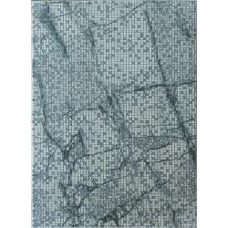 Kusový koberec Zara 5030 Grey