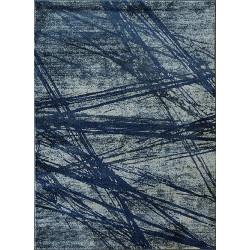 Kusový koberec Pescara Nowy 1003 Navy