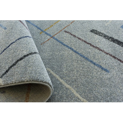 Kusový koberec Pescara Nowy 1004 Grey