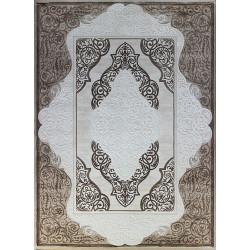 Kusový koberec Milas 7417 L. Brown