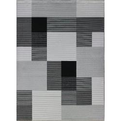 Kusový koberec Milas 8299 D. Grey