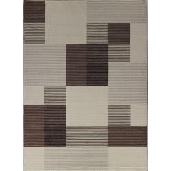 Kusový koberec Milas 8299 L. Brown