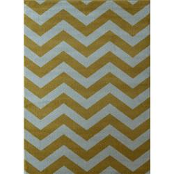 Kusový koberec Aspect 1961 Yellow
