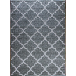 Kusový koberec Lagos 1052 Silver (Grey)