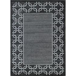 Kusový koberec Lagos 1054 D. Silver