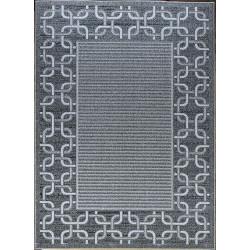 Kusový koberec Lagos 1054 Silver (Grey)