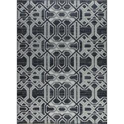 Kusový koberec Lagos 1055 D. Silver