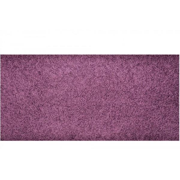 Vopi koberce Kusový koberec Color Shaggy fialový, koberců 140x200 cm Fialová - Vrácení do 1 roku ZDARMA