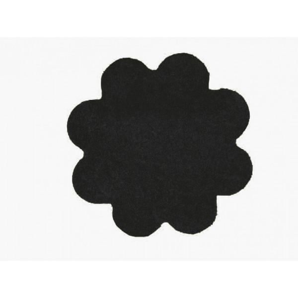 Kusový koberec Elite Shaggy antra kytka