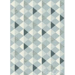 Kusový koberec Fika 78257 Silver