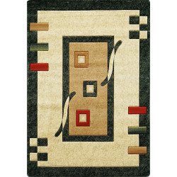 Kusový koberec Adora 5289 Y (Green)