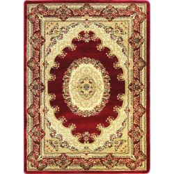 Kusový koberec Adora 5547 B (Red)