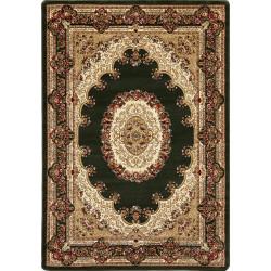 Kusový koberec Adora 5547 Y (Green)