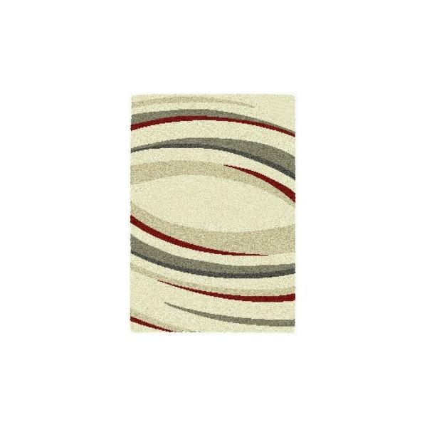 Vopi koberce Kusový koberec Expo Shaggy 88063-261, koberců 80x150 cm Béžová - Vrácení do 1 roku ZDARMA
