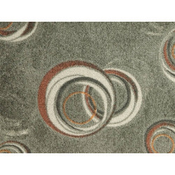 Metrážový koberec Drops 92