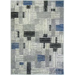 Kusový koberec COSI 78447 Grey/Blue