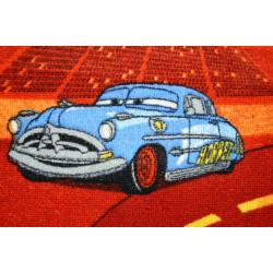 Kusový koberec The World of Cars 10 kulatý